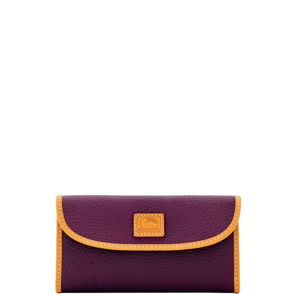 Dooney & Bourke Patterson Leather Continental Clutch (Introduced by Dooney & Bourke at $128 in Oct 2017)