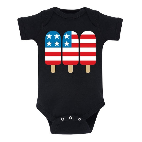 Amercian Pop - Infant One Piece