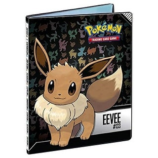 Eevee 9-Pocket Portfolio for Pokemon