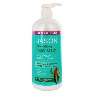 Jason Natural Products Conditioner Smoothing Sea Kelp 32-ounce