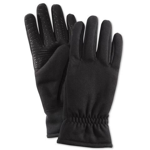 UR Gloves Men's Black Size Medium M Grippy Palm Athletic Gloves Wool