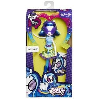 My Little Pony Equestria Girls Rainbow Rocks Doll: DJ Pon