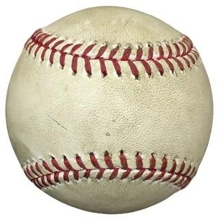 New York Yankees Game-Used 6/7/2015 Baseball Vs LA Angels  HZ754733