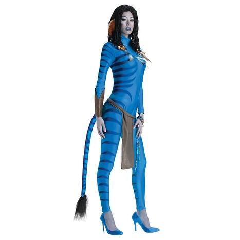 Rubies Avatar Secret Wishes Neytiri Adult Costume - Solid
