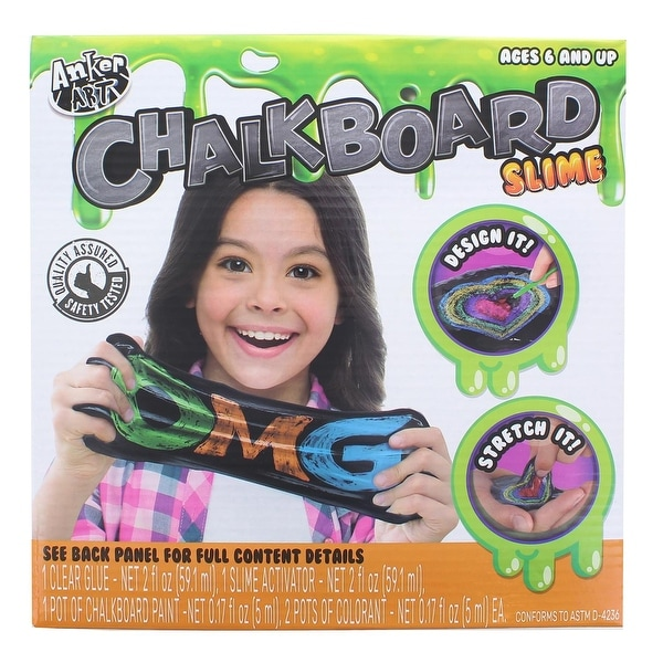 Deluxe Slime Kit. Opens flyout.