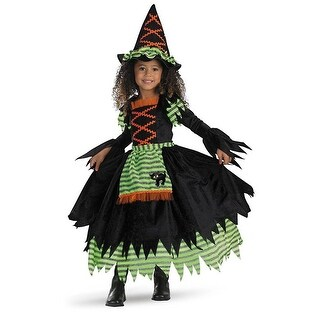 Witch Storybook Costume - Black
