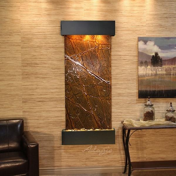 Adagio Inspiration Falls Fountain - Square - Blackened Copper - Choose Options