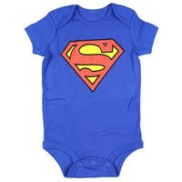 DC Comics Superman Onesie Romper