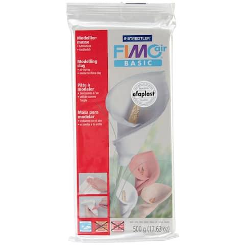 Fimo Air-Dry Clay 17.63oz-White - White