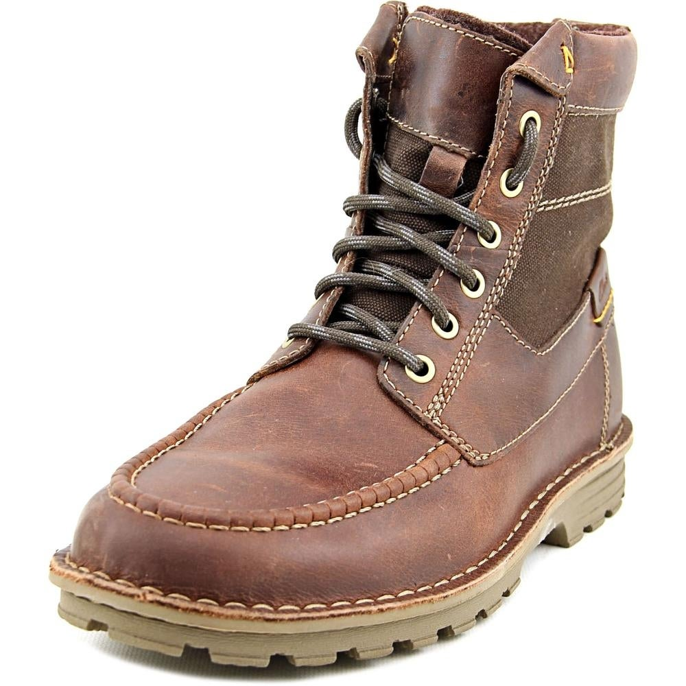 huge sale uk availability new design Clarks Sawtel Hi Round Toe Leather Ankle Boot
