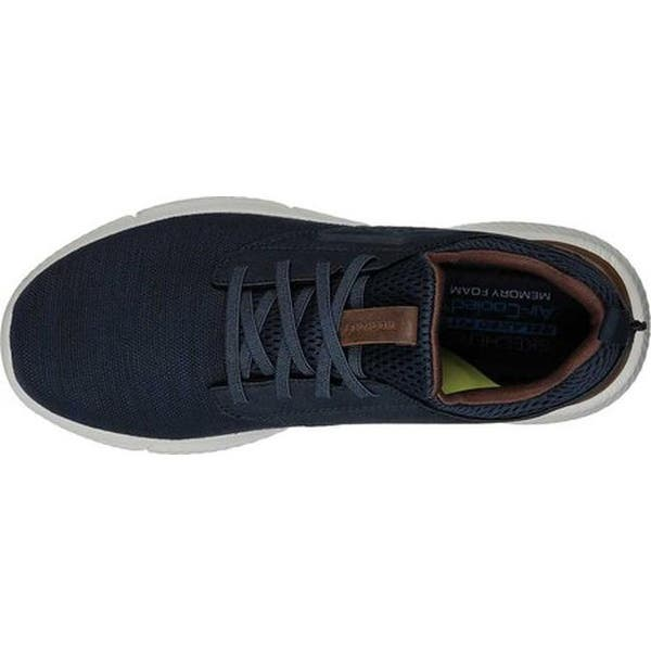 edde1ff886e17 Shop Skechers Men's Relaxed Fit Ingram Marner Sneaker Navy - On Sale ...