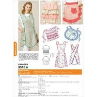 View A And B: One Size<Br> View C S-M-L - Aprons