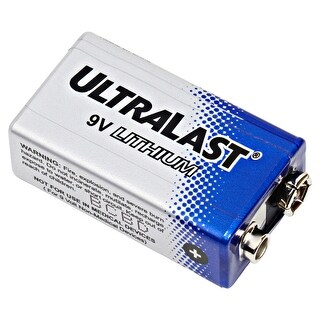 Dantona Industries - Replacement Smoke Detector Battery