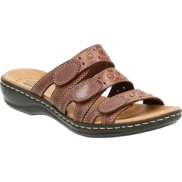 b60adb03c3b Shop Clarks Women s Leisa Cacti Brown Multi - On Sale - Free ...