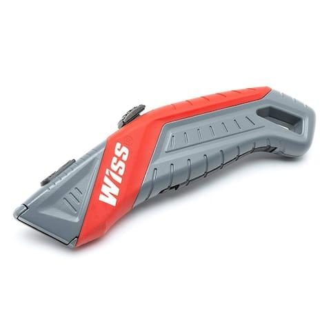 Wiss WKAR2 Self-Retracting Utility Knives