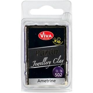 PARDO Jewelry Clay 56g-Ametine