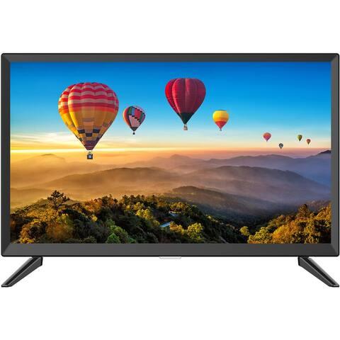 JVC 22 Inch Class 1080P Full HD LED TV - Black