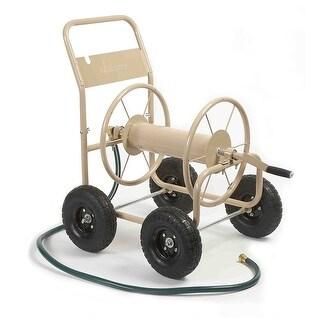 Liberty Garden - 870-A - 4 Wheel Indust Hose Cart Tan