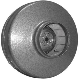 Vortex 736700 Inline Fan 4 inch 175 CFM - Silver