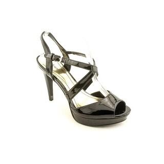 Style & Co Karyn Open Toe Synthetic Platform Sandal