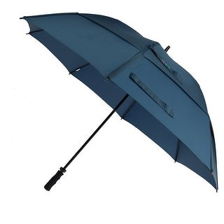 GustBuster Pro Series Gold Double Canopy Golf Stick Umbrella - One size (2 options available)