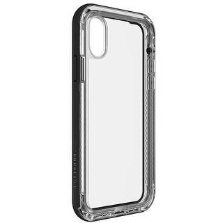 Lifeproof NËXT SERIES DIRTPROOF Case for iPhone X - Black Crystal