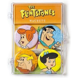 Hanna-Barbera The Flintstones Magnet 4-Pack - Multi
