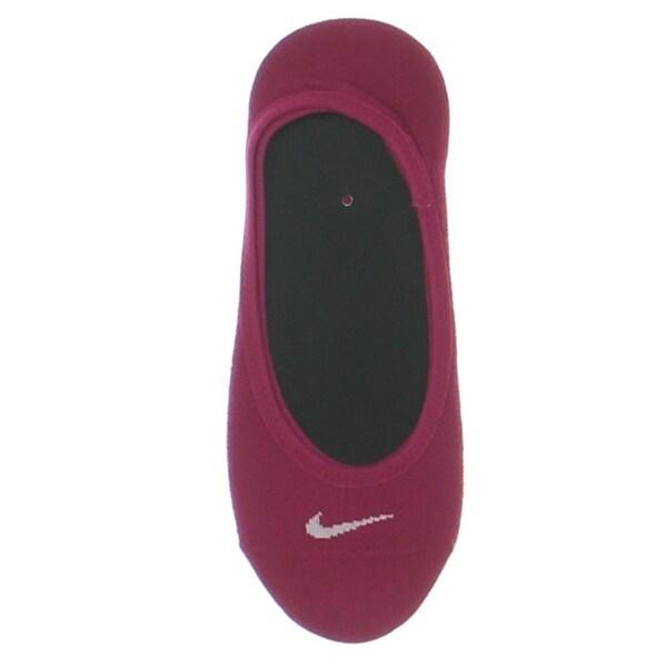 Nike Womens No Show Socks Stay Cool Cotton - M