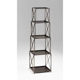 Cyan Design 4719 5 Shelf Small Surrey Etagere