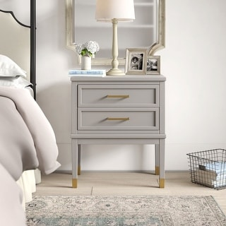 Link to Picket House Furnishings Brody Side Table in Grey Similar Items in Living Room Furniture