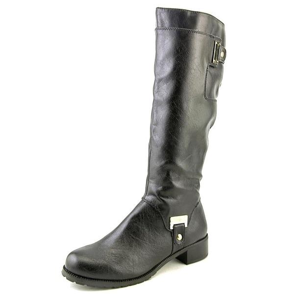 Bella Vita Anya II Plus Wide Calf Women  Round Toe Synthetic  Knee High Boot