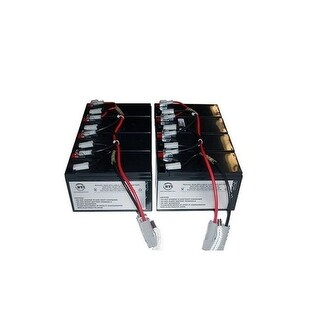 Battery Technology - Replacement Ups Battery For Apc Rbc12