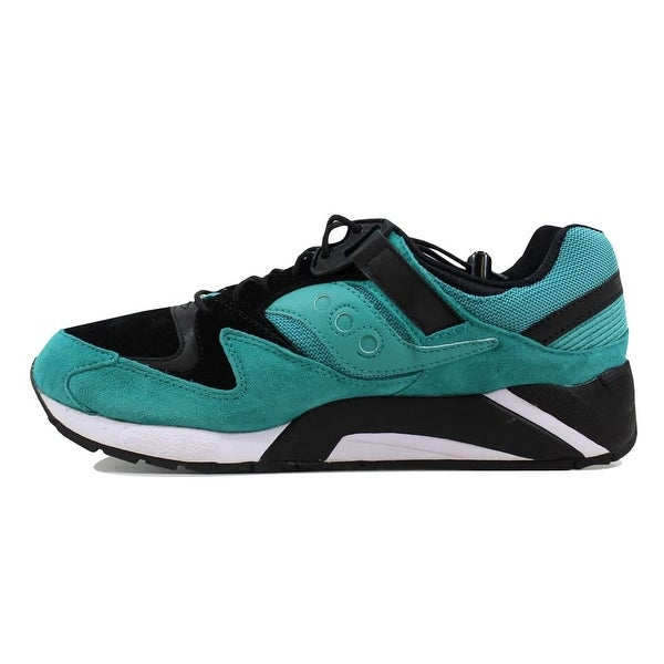 Saucony Grid 9000 Green/Black Bungee