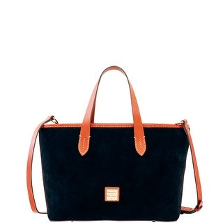 Dooney & Bourke Suede Brandy (Introduced by Dooney & Bourke at $198 in May 2017)