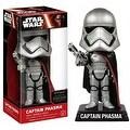 Funko Star Wars The Force Awakens Captain Phasma Wacky Wobbler - Thumbnail 0