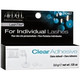 Ardell LashTite Eyelash Adhesive, Clear 0.125 oz