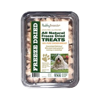 Healthy Breeds Komondorok Chicken Freeze Dried Treats