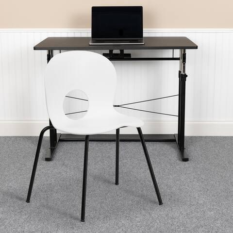 770 lb. Capacity Designer Plastic Stack Chair
