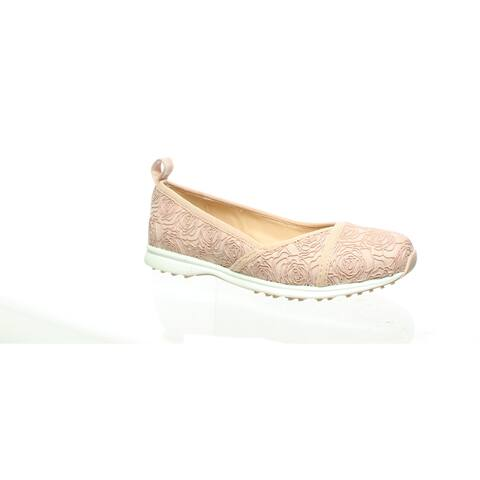 Taryn Rose Womens Bobbi Cameo Lycra Ballet Flats Size 5