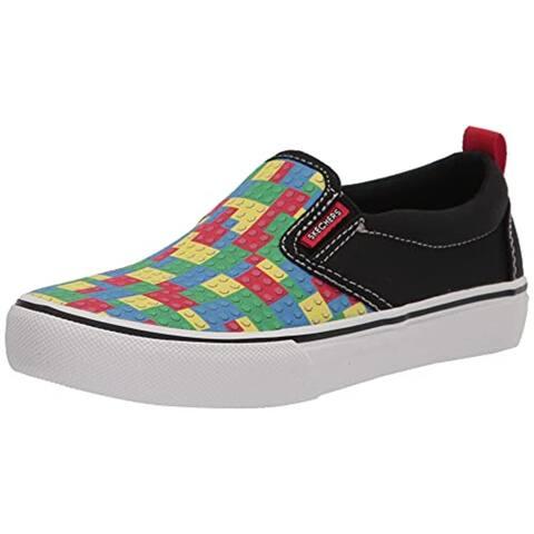 Skechers Kids Boy's Street Fame Sneaker, BMLT