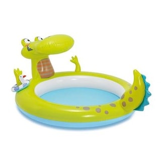 Intex Corp 57431Ep Gator Spray Pool
