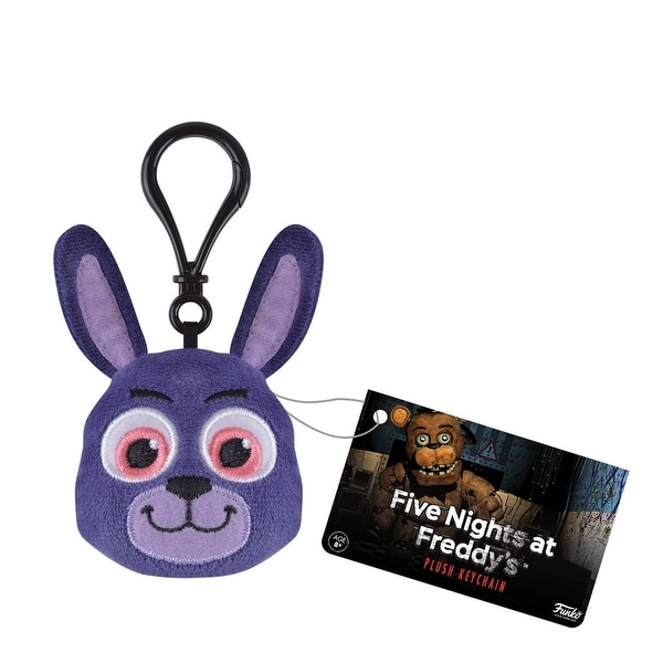 Five Nights At Freddy's Funko Plush Keychain Bonnie - Multi