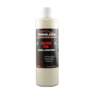 Finish Line Leather Pro Cleaner and Conditioner - White