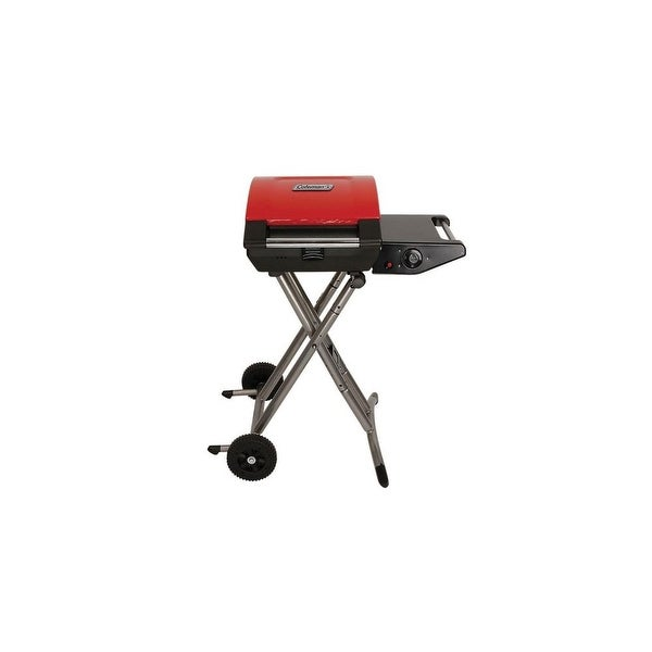 Coleman NXT Propane Grill w/ Porcelain Coated Cast Iron