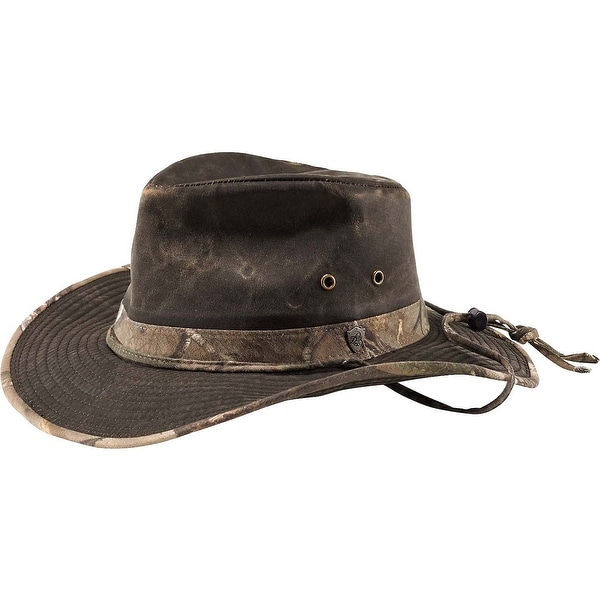 Legendary Whitetails Outback Camo Hat