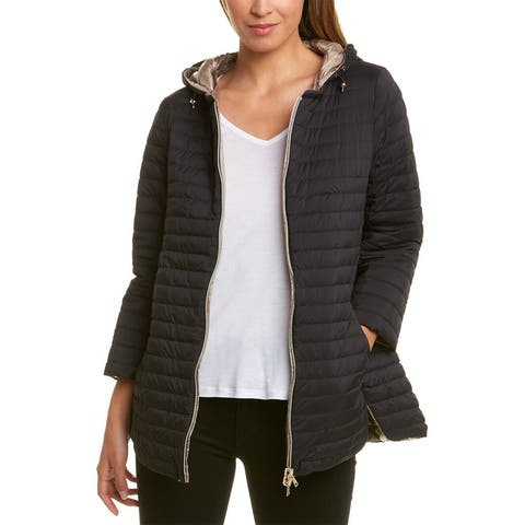 Herno Reversible Quilted Down Jacket