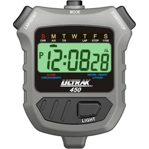 Ultrak 450 Cumulative Split Stopwatch with Electro Luminescent Display