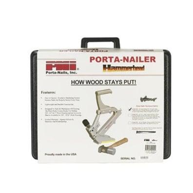 Porta Nails 402 Manual Flooring Nailer