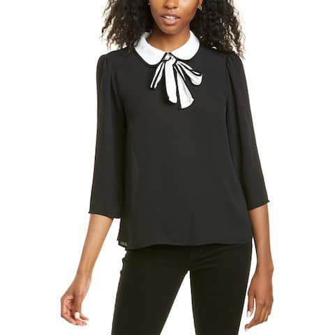 Cece By Cynthia Steffe 3/4-Sleeve Blouse