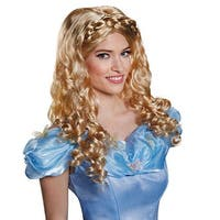 Womens Cinderella Movie Costume Wig - standard - one size